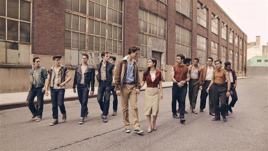 Steven Spielberg deelt meer beelden van nieuwe versie 'West Side Story'