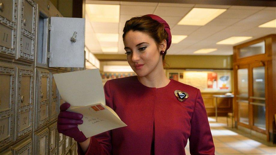 Shailene Woodley doet een boekje open over de opnames van Netflix-film 'The Last Letter from Your Lover'