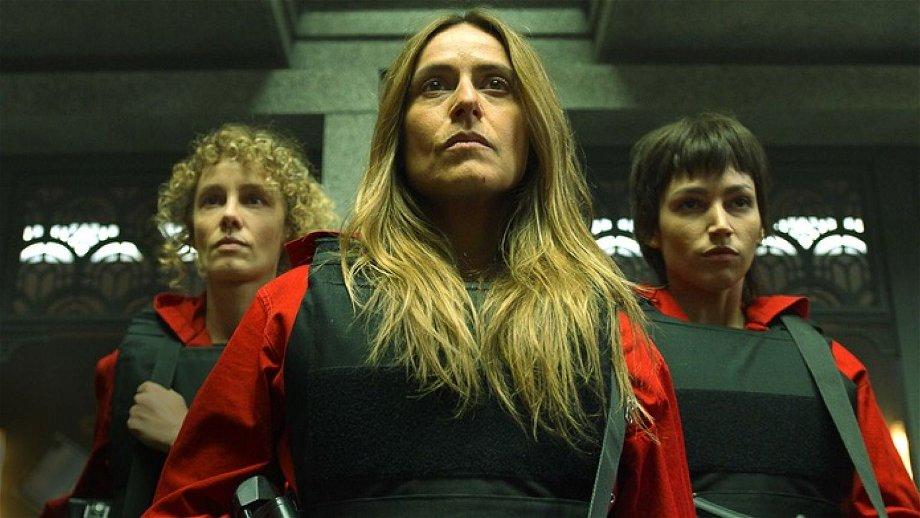 Netflix deelt langverwachte trailer van laatste seizoen 'La casa de papel'