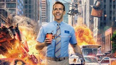 Ryan Reynolds deelt nieuwe beelden van actiefilm 'Free Guy'