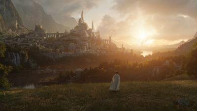 Releasedatum en eerste beeld onthuld van Amazons 'Lord of the Rings'-serie