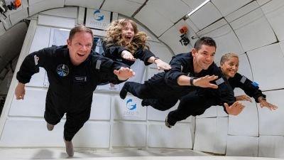 Netflix kondigt nieuwe docuserie aan van 'The Last Dance'-makers over SpaceX-missie Inspiration4