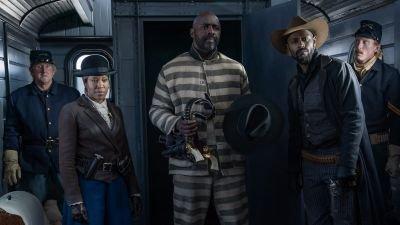 Releasedatum bekend van Netflix-western 'The Harder They Fall' met Idris Elba
