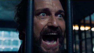 Gerard Butler en Frank Grillo schitteren in de trailer van actiethriller 'Copshop'