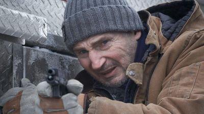 Actiethriller 'The Ice Road' met Liam Neeson vanaf deze week te zien in de bioscoop