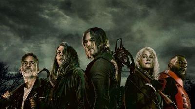 Nieuw op Disney+: de eerste aflevering van het laatste seizoen van 'The Walking Dead'
