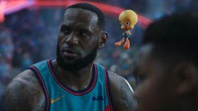 'Space Jam: A New Legacy' met LeBron James vanaf 30 augustus ook on demand te bekijken