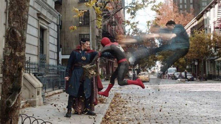 Marvel deelt spectaculaire eerste teasertrailer van 'Spider-Man: No Way Home'