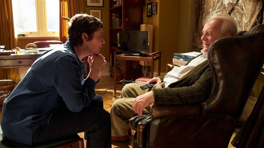 Recensie 'The Father'