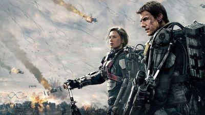Vanavond op tv: Tom Cruise en Emily Blunt in sciencefictionfilm 'Edge of Tomorrow'