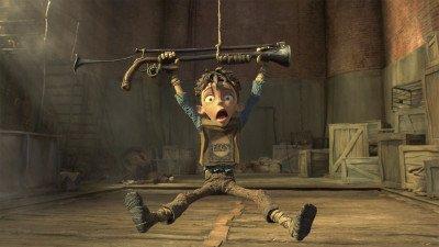 Animatiestudio Laika gaat de TikTok #fightchallenge aan