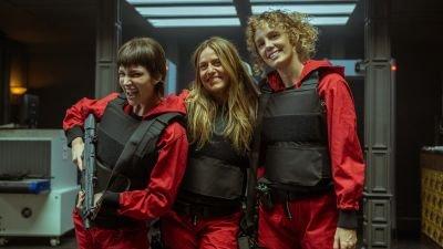 Netflix daagt 'La casa de papel'-fans uit om in te breken in zwaarbewaakte kluis in Den Haag