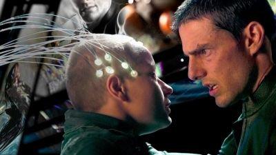 Vanavond op tv: Tom Cruise in de Oscargenomineerde sciencefictionthriller 'Minority Report'