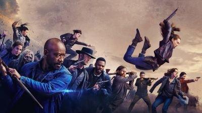 Seizoen 6 van horrorserie 'Fear the Walking Dead' vanaf vandaag te zien op Amazon Prime Video