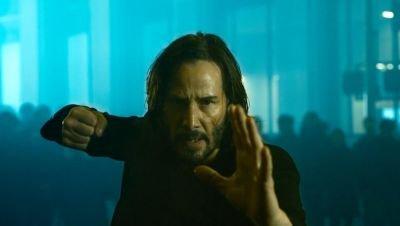 Eerste mysterieuze teasers te zien van 'The Matrix Resurrections' met Keanu Reeves