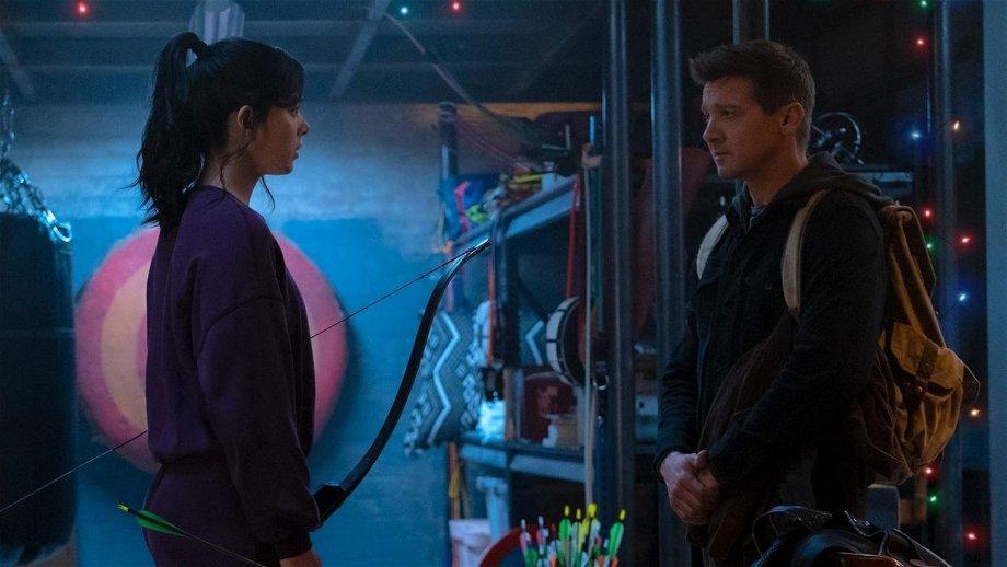 Clint Barton ontmoet Kate Bishop in de eerste trailer van Marvel-serie 'Hawkeye'