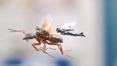 Cast en crew van 'Indiana Jones 5' en 'Ant-Man 3' getroffen door Norovirus