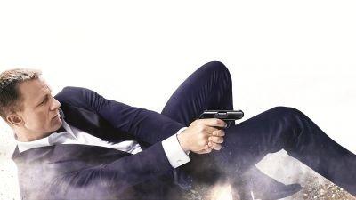 Vanaf dit weekend zijn álle 'James Bond'-films te zien op Videoland