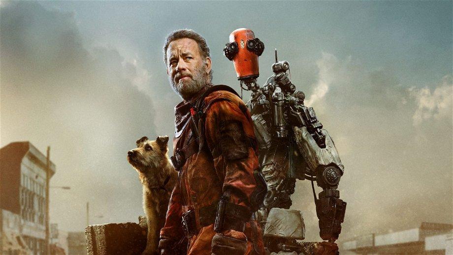 Apple TV+ deelt eerste trailer van sciencefictionfilm 'Finch' met Tom Hanks