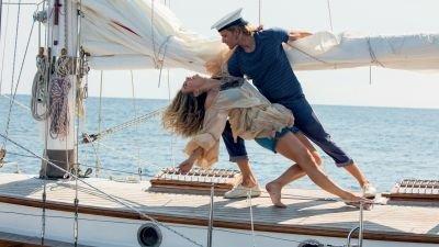 Nieuw op Netflix: 'Mamma Mia: Here We Go Again!' met Lily James