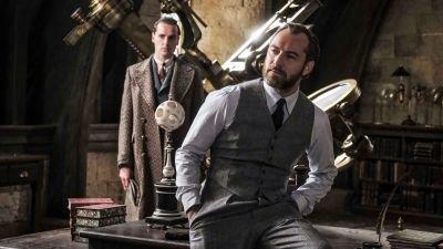 Officiële titel bekend van 'Fantastic Beasts'-vervolg: 'The Secrets of Dumbledore'