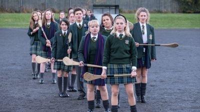 Komische serie 'Derry Girls' stopt na seizoen 3