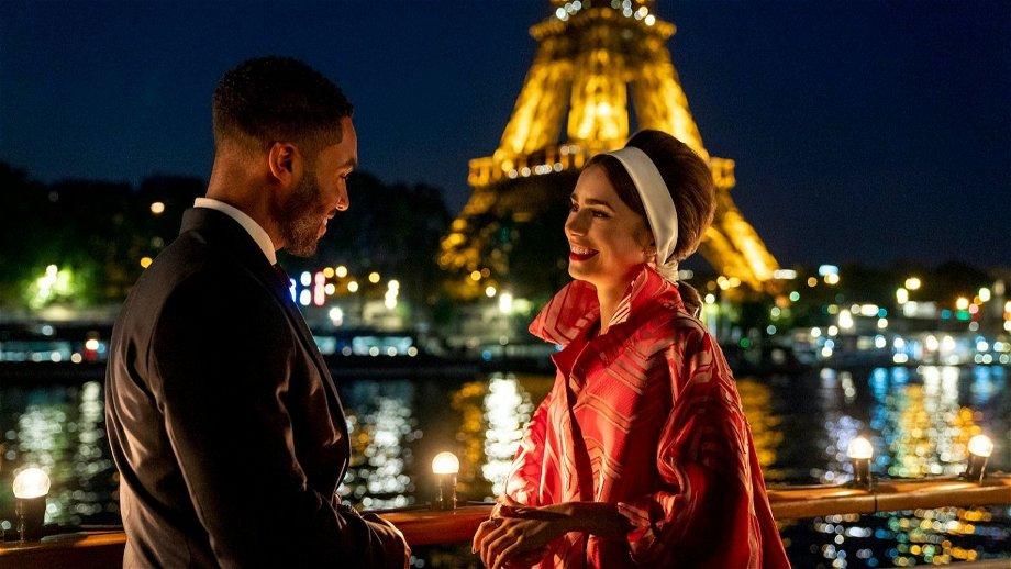 Netflix deelt de eerste beelden van 'Emily in Paris' seizoen 2