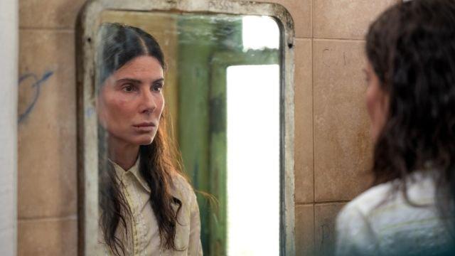 Still 'The Unforgivable' via Netflix/ Kimberley French