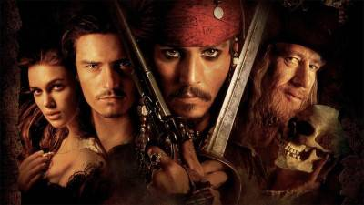 Vanavond op tv: 'Pirates of the Caribbean: The Curse of the Black Pearl' met Johnny Depp