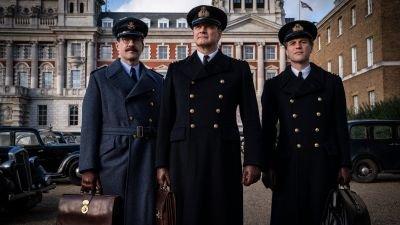 Eerste beelden te zien van waargebeurde oorlogsfilm 'Operation Mincemeat' met Colin Firth