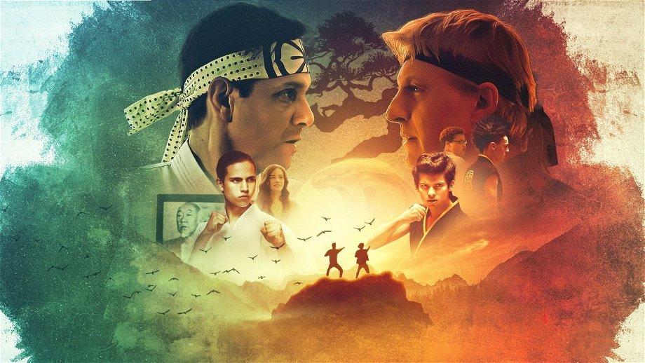 Netflix deelt nieuwe beelden en releasedatum van 'Cobra Kai' seizoen 4