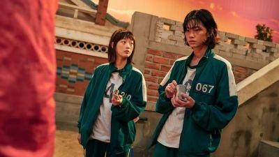 ''Squid Game' op weg om de meest populaire Netflix-serie ooit te worden'