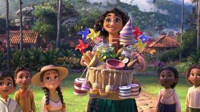 Disney deelt nieuwe hartverwarmende trailer van avontuurlijke animatiefilm 'Encanto'