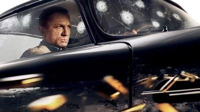 Vanaf vandaag (eindelijk) in de bioscoop: 'No Time To Die' met Daniel Craig
