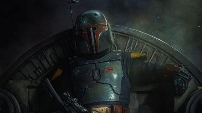 Disney+ onthult de poster en releasedatum van 'Star Wars'-serie 'The Book of Boba Fett'