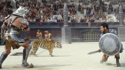 Ridley Scott geeft update over vervolg op 'Gladiator': 'Het script wordt nu geschreven'