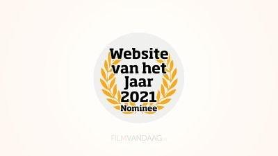 FilmVandaag.nl genomineerd voor Website van het Jaar 2021