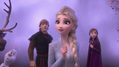 'Frozen 3' komt er voorlopig niet