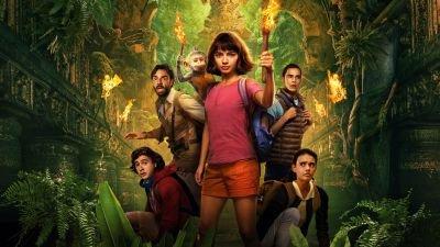 Nieuw op Netflix: avontuurlijke familiefilm 'Dora and the Lost City of Gold'