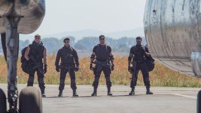 Opnames 'The Expendables 4' van start, Jason Statham deelt eerste setfoto met Sylvester Stallone