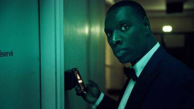 'Lupin'-ster Omar Sy tekent filmdeal met Netflix