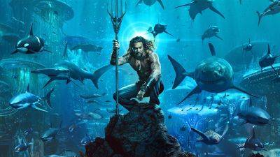 Vanavond op tv: Jason Momoa in DC-film 'Aquaman'
