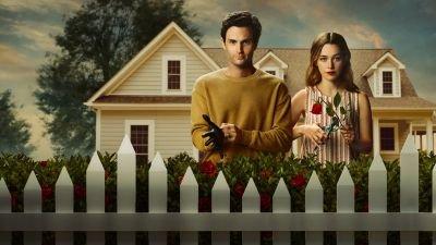 Victoria Pedretti en Penn Badgley bereiden kijkers voor op 'You' seizoen 3