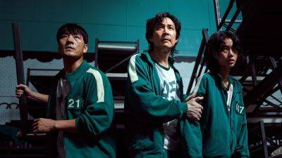 Cast van 'Squid Game' doet de 'Dalgona challenge' en bespreekt succes