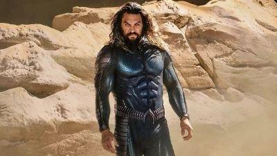 Jason Momoa neemt ons mee achter de schermen bij 'Aquaman and the Lost Kingdom'