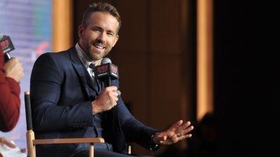 Ryan Reynolds stopt voorlopig even met acteren