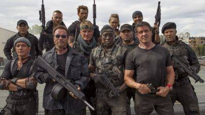 Sylvester Stallone kondigt vertrek aan uit 'Expendables'-franchise na 'The Expendables 4'