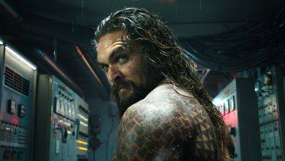 Jason Momoa raakte meervoudig ernstig gewond tijdens opnames 'Aquaman and the Lost Kingdom'