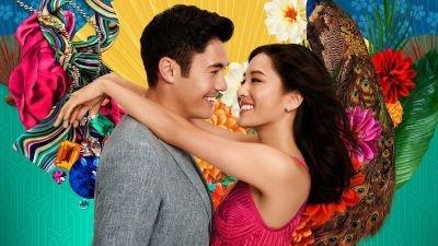 Vanavond op tv: Constance Wu en Henry Golding in 'Crazy Rich Asians'