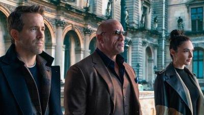Netflix onthult de trailer van 'Red Notice' met Dwayne Johnson, Ryan Reynolds en Gal Gadot